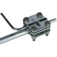 DEHN+SOHNE Контактная клемма для глубинных заземлителей St/tZn, D=20-30 мм (610010)