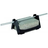 DEHN+SOHNE Держатель проводника на кровле тип FB2 с жесткой фикс. и бетонным утяжелителем Rd=8мм пластик/бетон (253060)