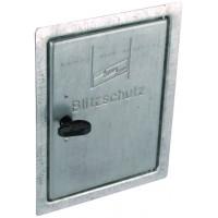 DEHN+SOHNE Инспекционная дверца для монтажа под штукатурку St/tZn облегчённое исполнение 205x145 мм (476001)