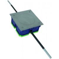 DEHN+SOHNE Инспекционный люк UP 160x160x68 мм с жёсткими проводниками Rd 8 и 10 мм длиной ок. 200 мм (476010)