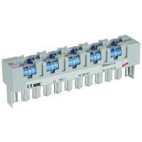DEHN+SOHNE Вставной магазин с разрядниками тока молнии DEHNrapid LSA (907401)