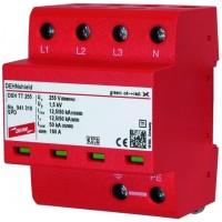 DEHN+SOHNE Комбинированное УЗИП класс I; уровень защиты III + IV; для систем TT (941310)