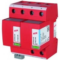 DEHN+SÖHNE Комбинированное УЗИП DV M TT 2P 255 FM класс I, с контактом удалённой сигнализации (951115)