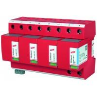 DEHN+SÖHNE Комбинированное УЗИП DV M TT 255 FM класс I, с контактом удалённой сигнализации (951315)
